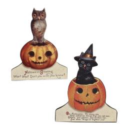 SALE!! Halloween Friends Dummy Board Set