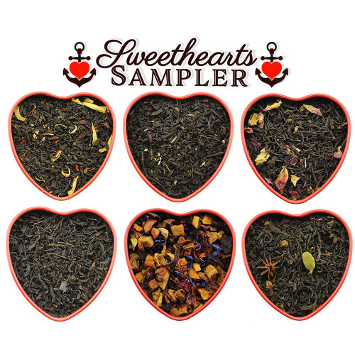SALE!  Sweetheart Loose Leaf Tea Gift Set