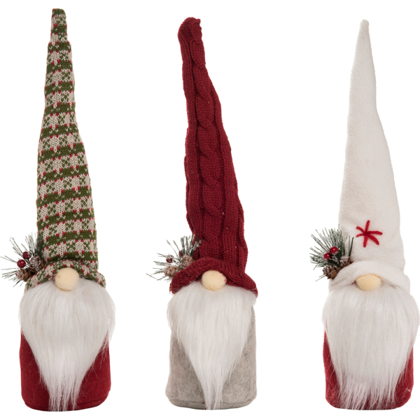 Snow-kissed Gnome Set
