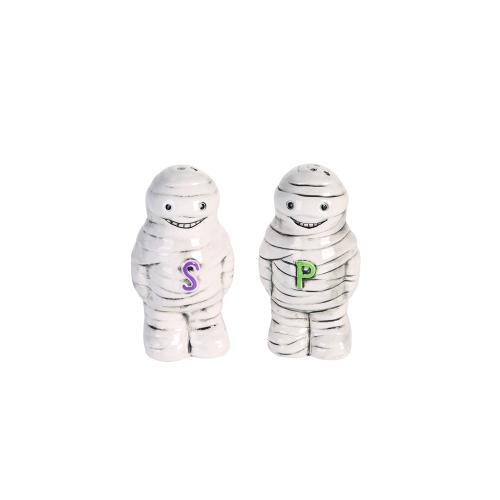 Mummy Salt & Pepper Shakers