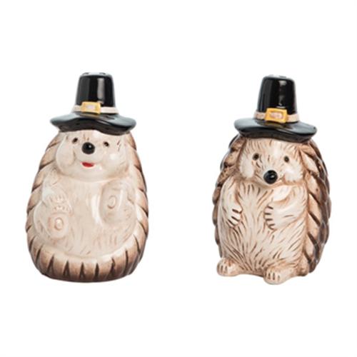 SOS!  Pilgrim Hedgehog Salt & Pepper