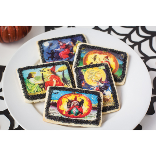 Wicked Witch Mini Postcards Wafer Paper