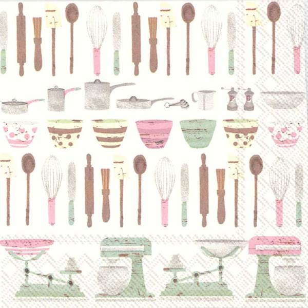 Kitchen Tools Lunch Napkin