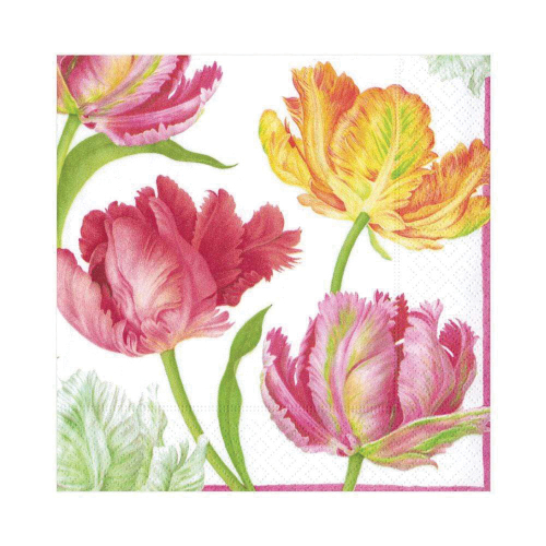 Tulip Dance Lunch Napkins