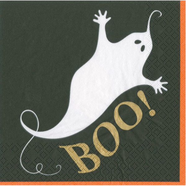SALE!  Boo Lunch Napkins