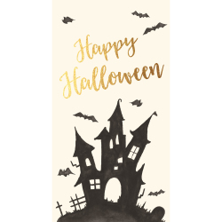 SALE!!  Happy Halloween Guest Paper Napkin