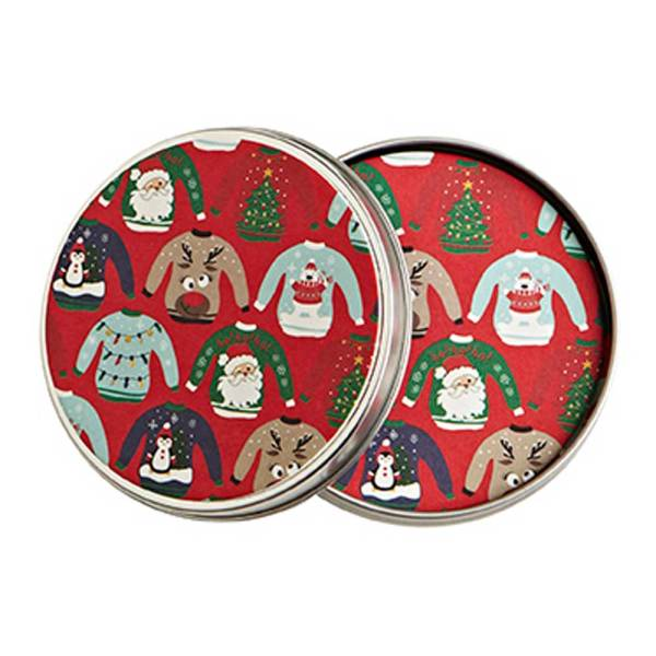 SALE!  Ugly Sweater Paper Coasters