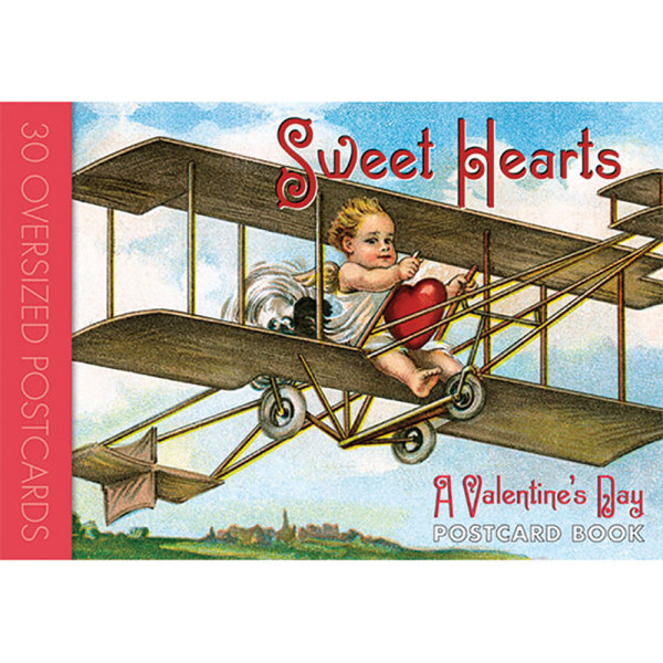 Sweet Hearts Valentine Postcards