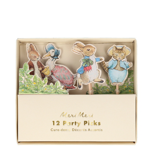 Peter Rabbit & Friends Party Picks