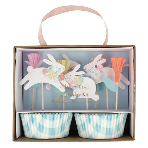 SALE!  Spring Bunny Cupcake Kit