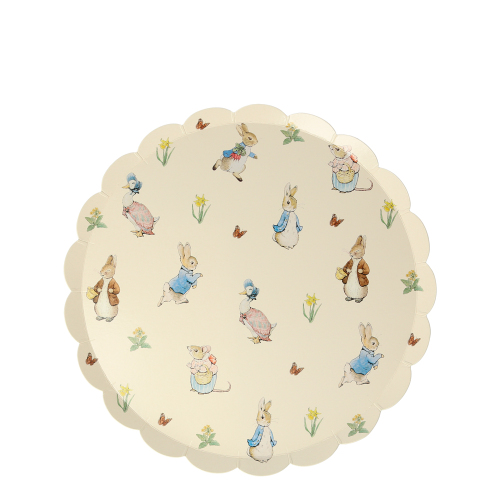 LTD QTY!  Peter Rabbit & Friends Side Plates
