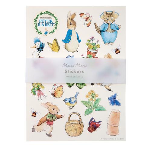 Peter Rabbit & Friends Sticker Sheets