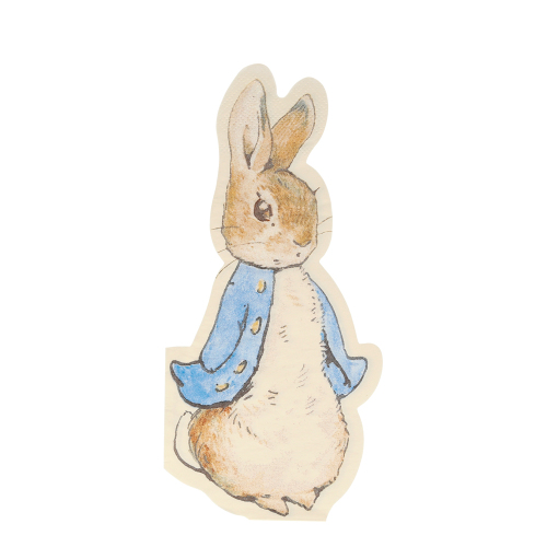 Peter Rabbit Die Cut Napkins