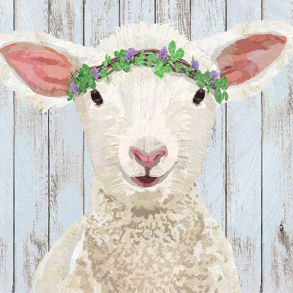 Maisie Lamb Lunch Napkins