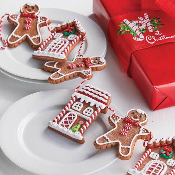 SALE!  Gingerbread Garland