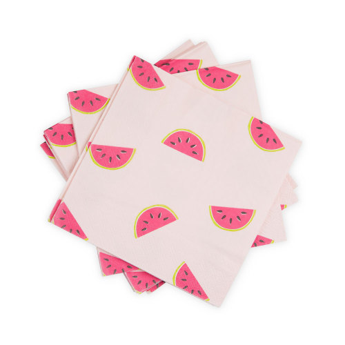 Watermelon Lunch Napkins
