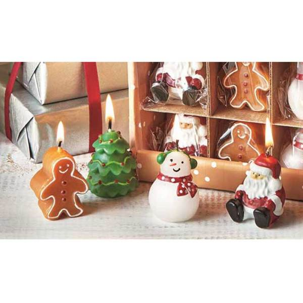 SALE!  Holiday Candle Set