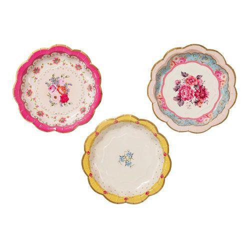 Truly Pretty Paper Dessert Plates