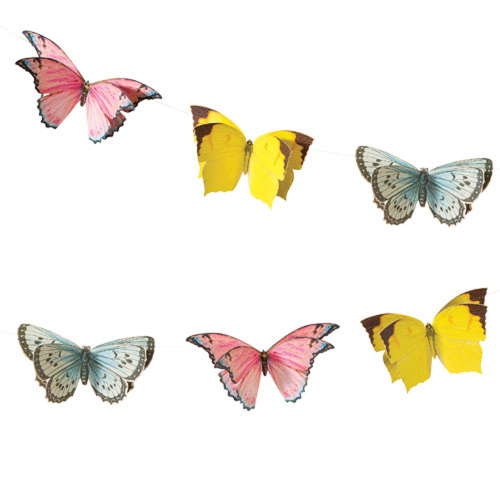 Truly Fairy Butterfly Garland