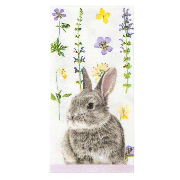 Truly Bunny Dinner Paper Napkins