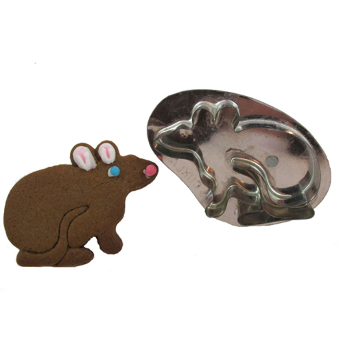 SALE!  Wee Mouse Cookie Cutter, Hammer Song