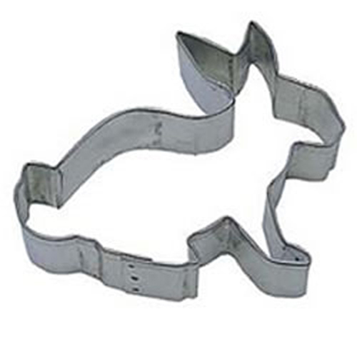 Rabbit Cottontail Cookie Cutter
