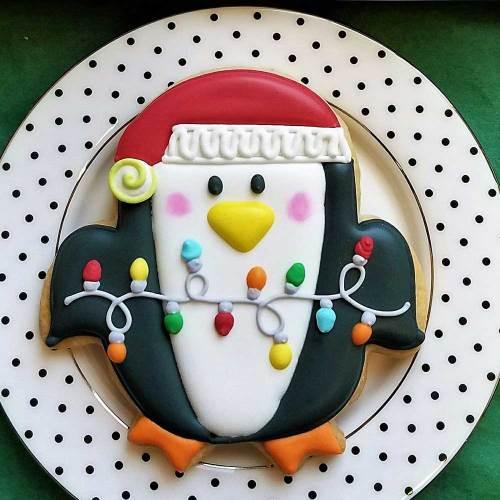 Cute Penguin Cookie Cutter