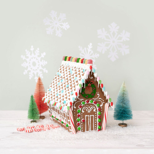Gingersnap Reusable Gingerbread House