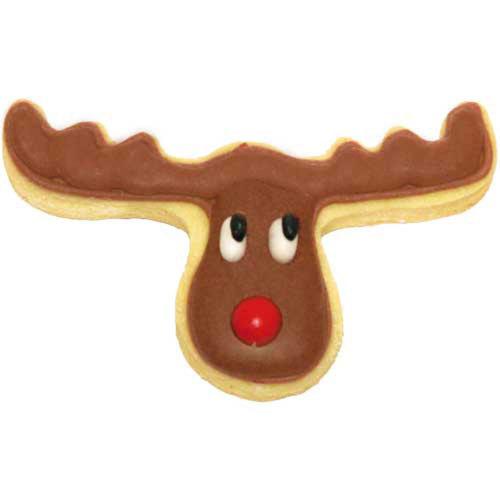 Moose Head Cookie Cutter