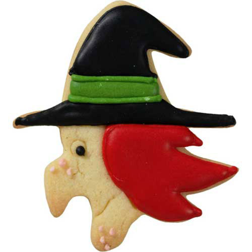 Witch Profile Cookie Cutter
