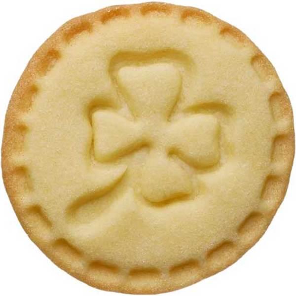 Clover Leaf Mini Cookie Stamp
