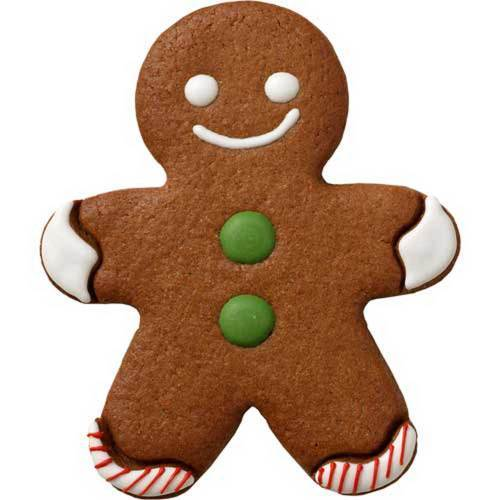Gingerman Cookie Cutter, Large