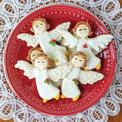 LTD QTY!  Guardian Angel Cookie Cutter