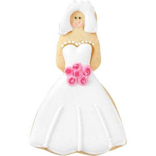 Bride Cookie Cutter