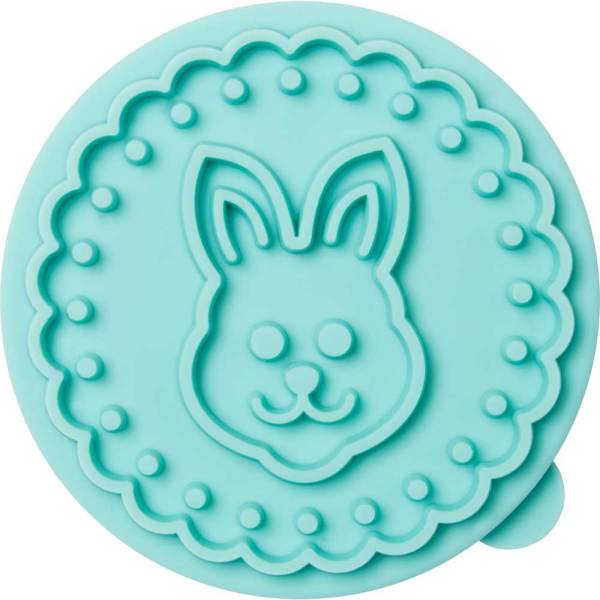 Smile Rabbit Cookie Stamp