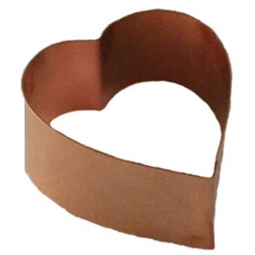 Heart Cutter Custom Copper Cutter