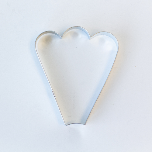 Scallop Fan Platter Cookie Cutter
