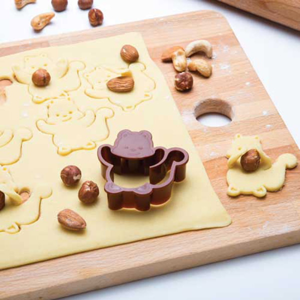 Nutter Squirrel Cookie Cutter