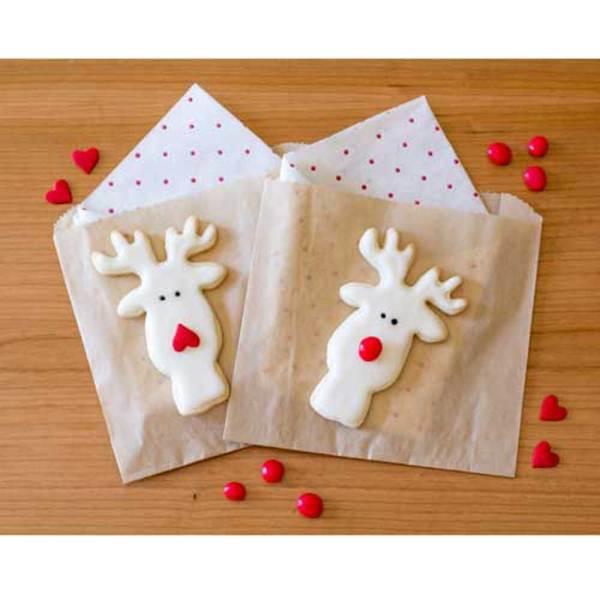 Fun Reindeer Face Cookie Cutter
