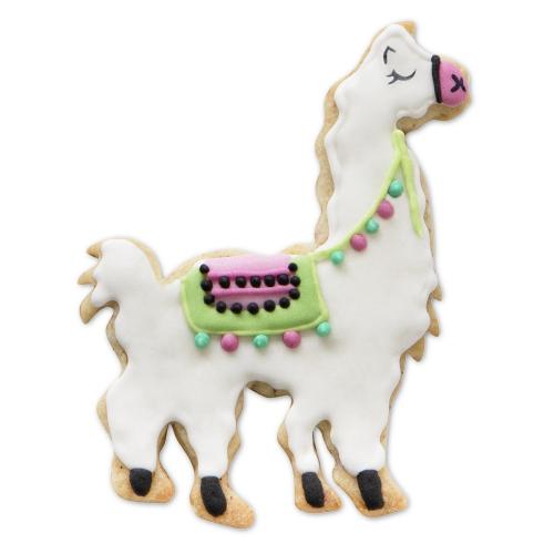 Sassy Lama Cookie Cutter