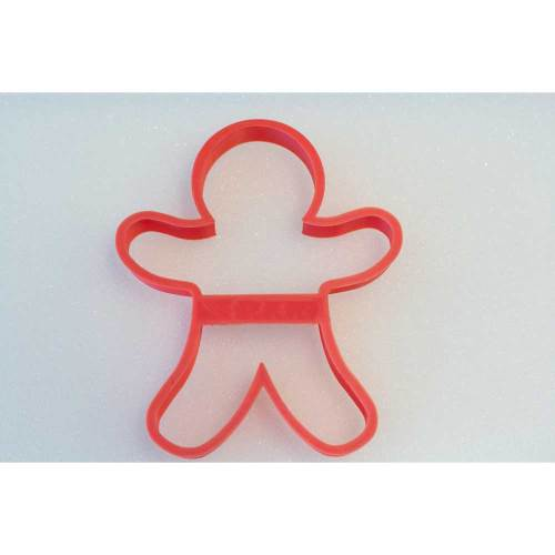 Classic Gingerbread Man Cutter