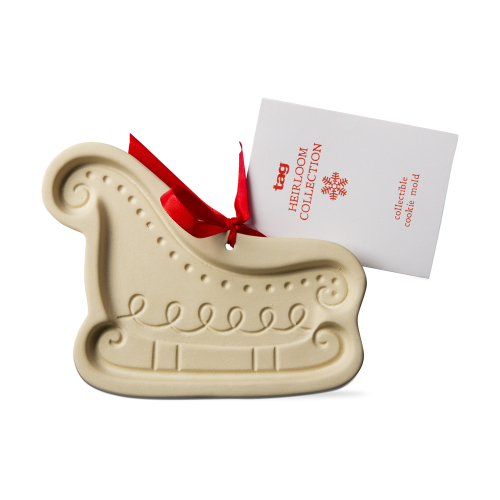 SALE!  Sleigh Cookie Mold