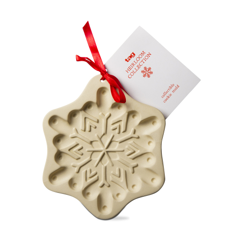 SALE!  Snowflake Cookie Mold