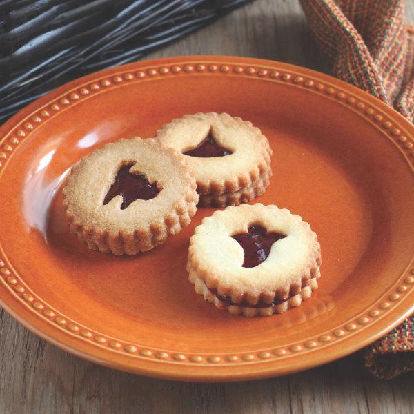 Halloween Cookie Cutter Set, Linzer