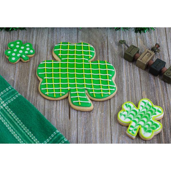 Shamrock Cookie Cutter Set