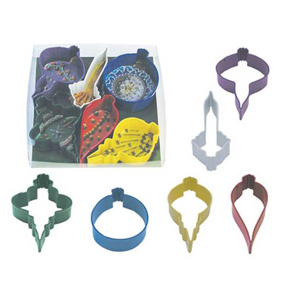 Ornament Cookie Cutter Set