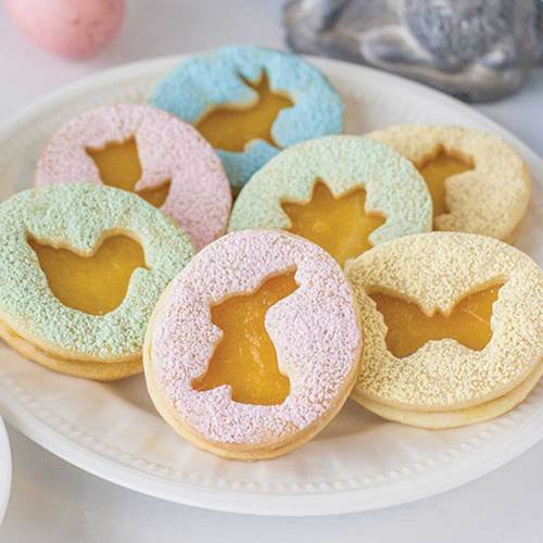 Mini Easter Cookie Cutter Set