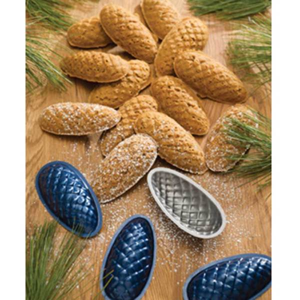 Swedish Pinecone Cookie Tins