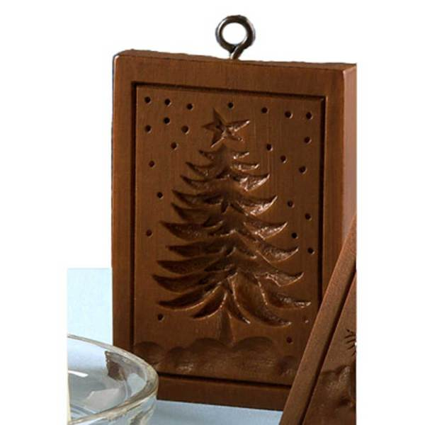 Frosted Christmas Tree Cookie Mold
