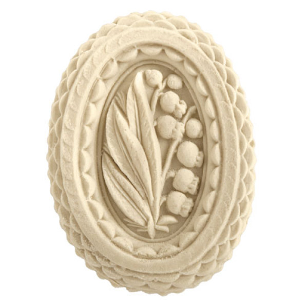 Oval Lily of the Valley Mold